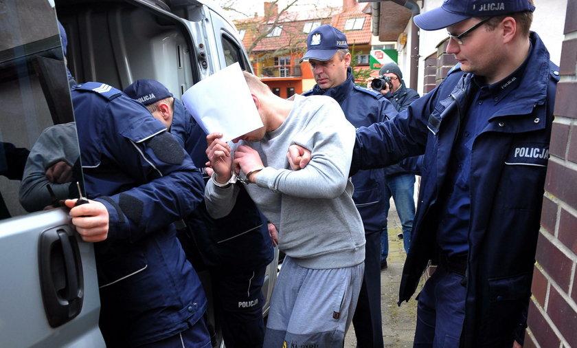 Sąd przesłuchał uprowadzoną Amelkę z Golczewa