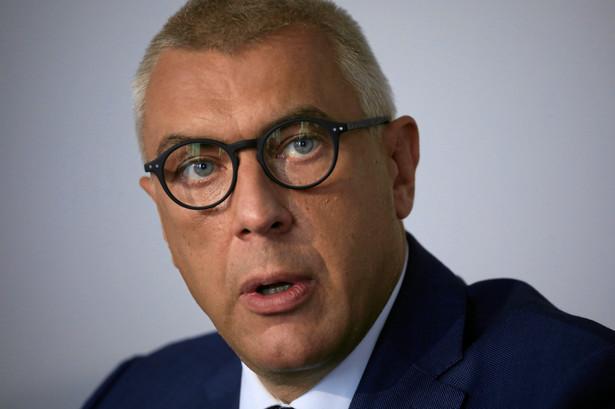 Roman Giertych zapowiedział już, że nie zapłaci 3 tys. zł kary, gdyż nie może go ukarać grupa panów, która nie jest sądem.