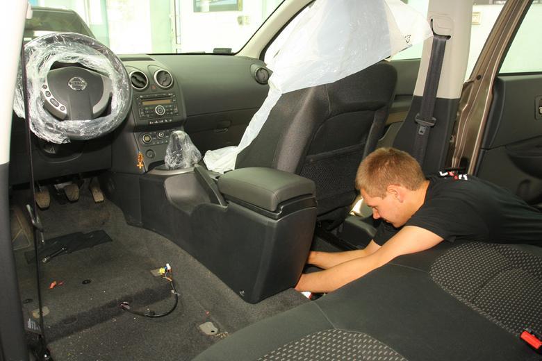Wyciszanie auta - Zobacz jak to robią zawodowcy