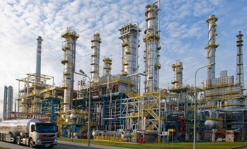 refineria płock
