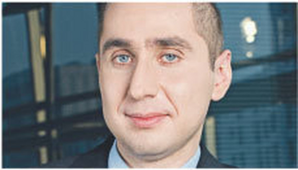 Wojciech Bigaj, radca prawny w kancelarii Grynhoff Woźny Wspólnicy Fot. Archiwum