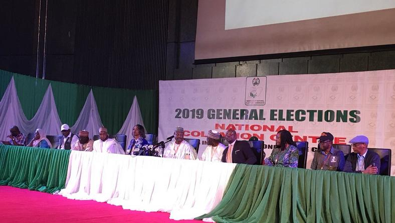 INEC begins collation of NASS results in Adamawa