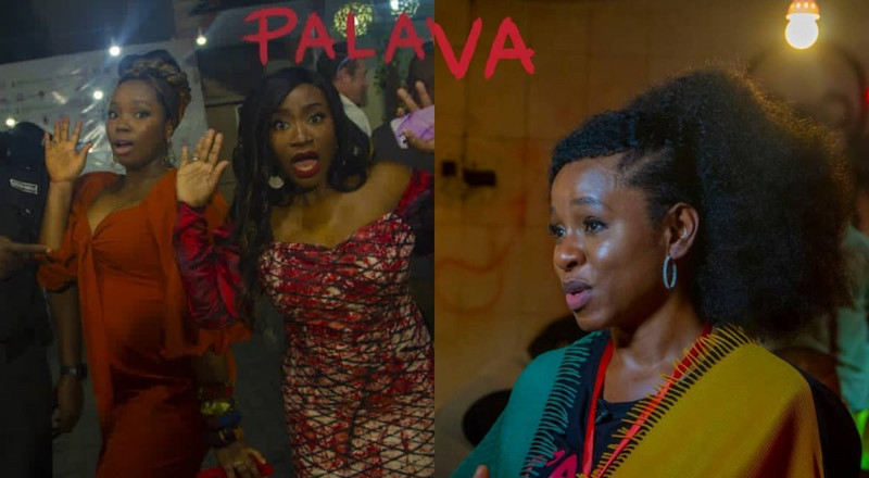 Bolanle Austen-Peters announces new film 'Palava' reportedly based on Police brutality