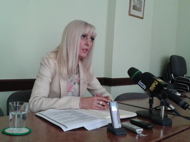 Načelnica Školske uprave Zorica Jocić