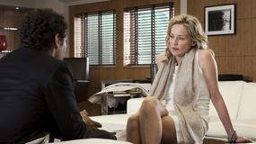 Niezawodny instynkt Sharon Stone WIDEO