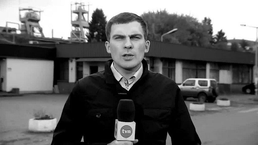 Ruch Chorzów żegna zmarłego dziennikarza Dariusza Kmiecika!