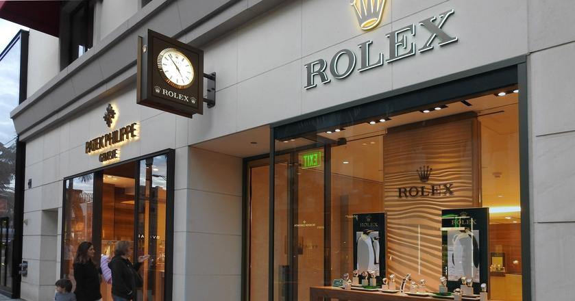 Skąd wzięła się nazwa zegarków Rolex?