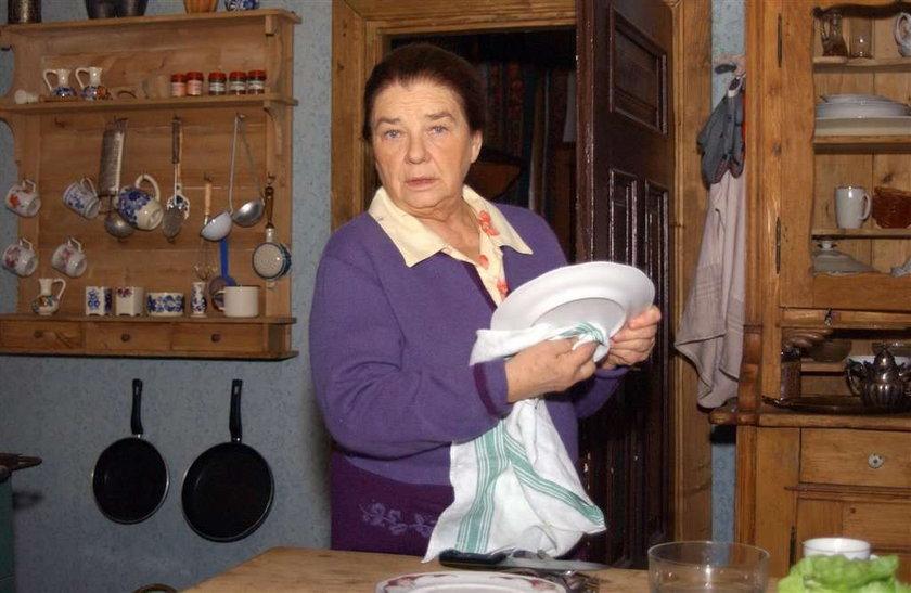Katarzyna Łaniewska uwielbia swoje wnuki