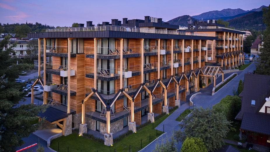 Górski Aparthotel w Zakopanem