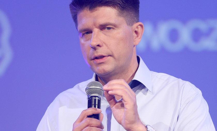 Ryszard Petru, lider NowoczesnaPL