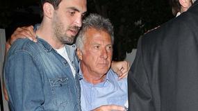 Dustin Hoffman zbyt dobrze się bawił