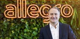 Kolejny sukces prezesa Allegro. W wywiadzie opowiada o kulisach zarządzania firmą