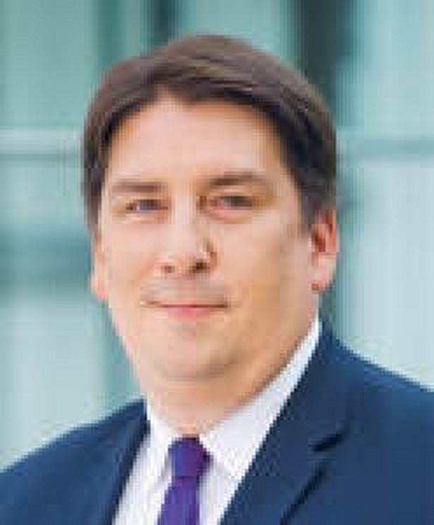 Michał Jakubowski dyrektor ds. biznesu korporacyjnego Aegon PTE S.A.