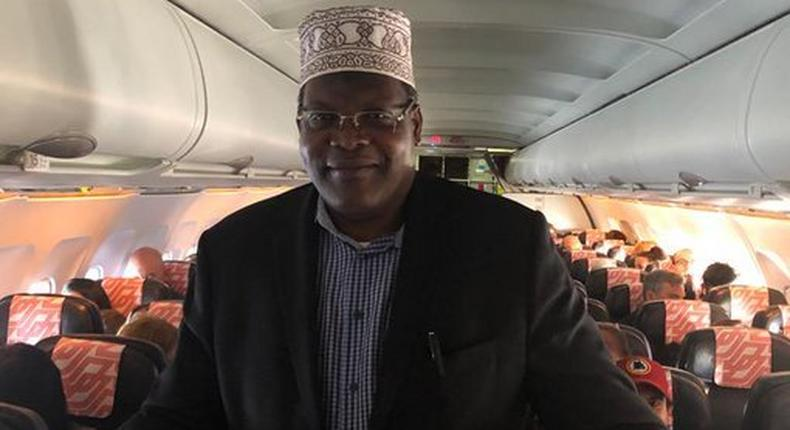 Miguna Miguna accepts formal apology issued by Lufthansa after he was blocked from boarding plane