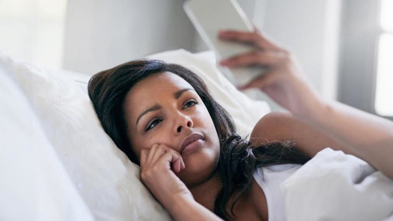 Your cell phone should be away from you when you're about to sleep [Babycenter]