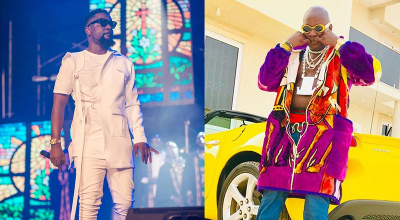 GH Birdman just went hard on Sarkodie in a diss song and we're howling