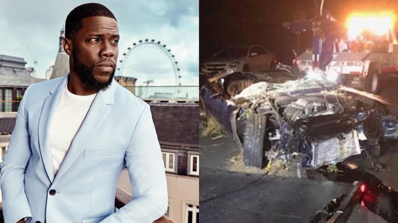 Kevin Hart involved in accident