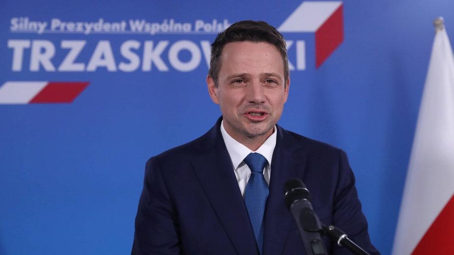 """Rafał Trzaskowski wyszedł z inicjatywą """"Areny prezydenckiej"""""""