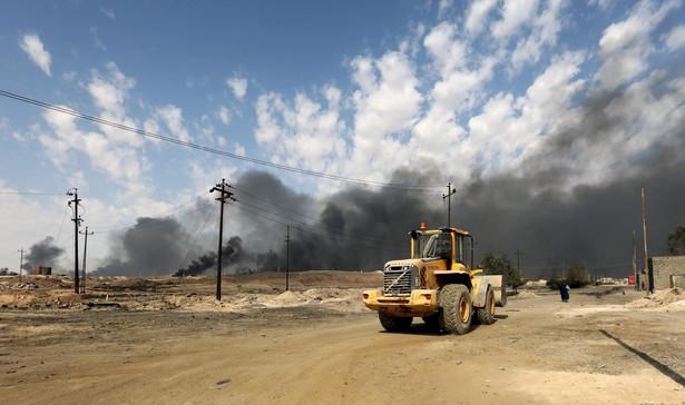 Rzeczniczka UNHCHR poinformowała ponadto, że dżihadyści z IS w okolicach Mosulu zamordowali w sobotę 40 byłych członków irackich sił bezpieczeństwa i wrzucili ich ciała do rzeki Tygrys