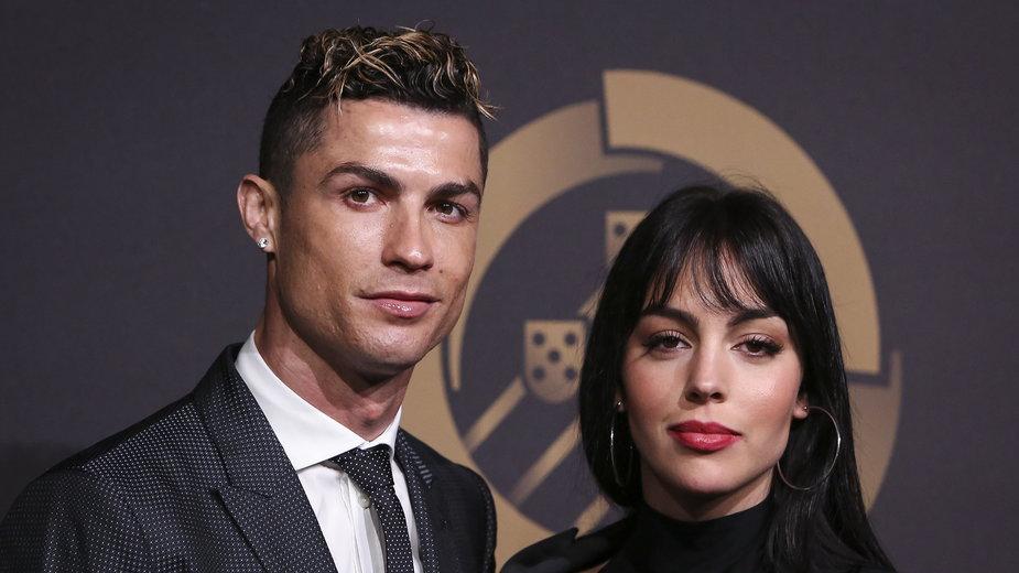 Cristiano Ronaldo i Georgina Rodirguez