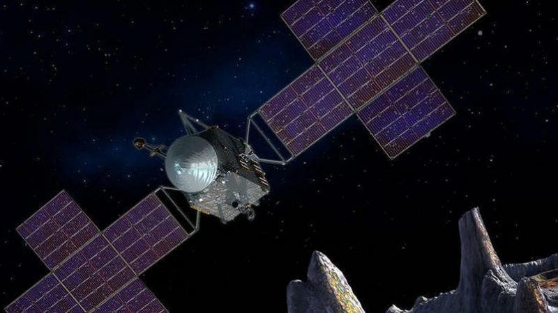 NASA przyspiesza termin misji Psyche