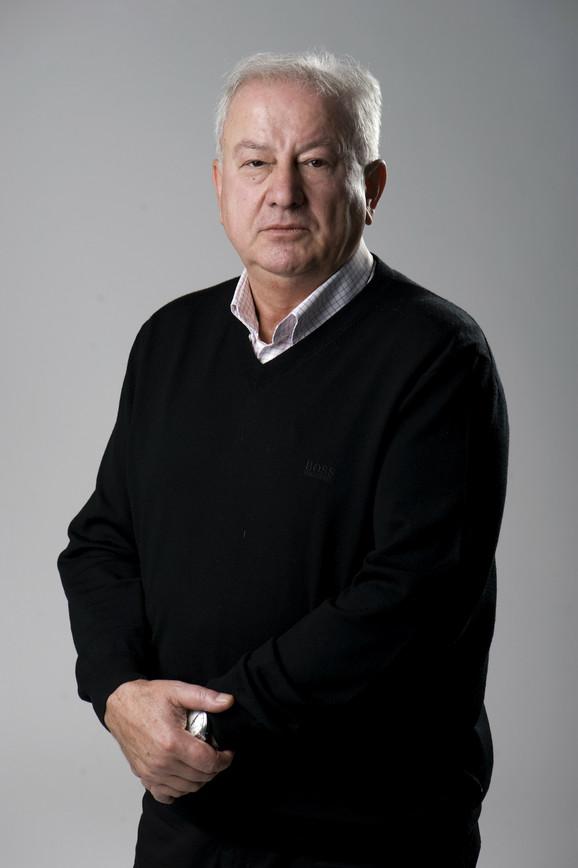 Prof. dr Miodrag Zec
