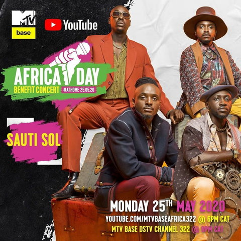 Idris Elba to host Africa Day Benefit Concert with Sauti Sol ...