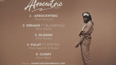 Dimi Keye releases his debut E.P AFROCENTRIC with official video for Palay ft Mystro