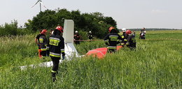 Kolejna katastrofa! Zginął pilot szybowca podczas zawodów!