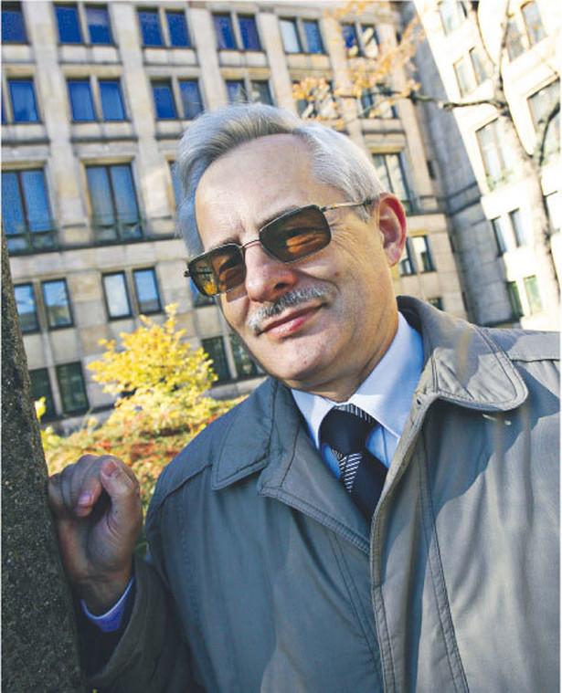 Ujawnienie aktywów podatkowych powinno być poprzedzone opracowaniem wiarygodnego budżetu – radzi Jerzy Gierusz Fot. Wojciech Górski