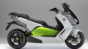 C Evolution – elektryczny skuter BMW
