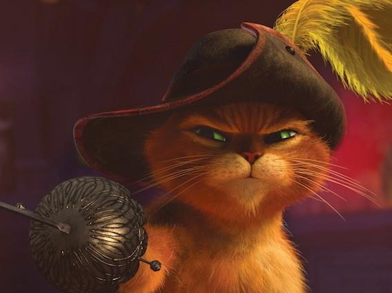 """Kot z 'Kota w butach"""""""