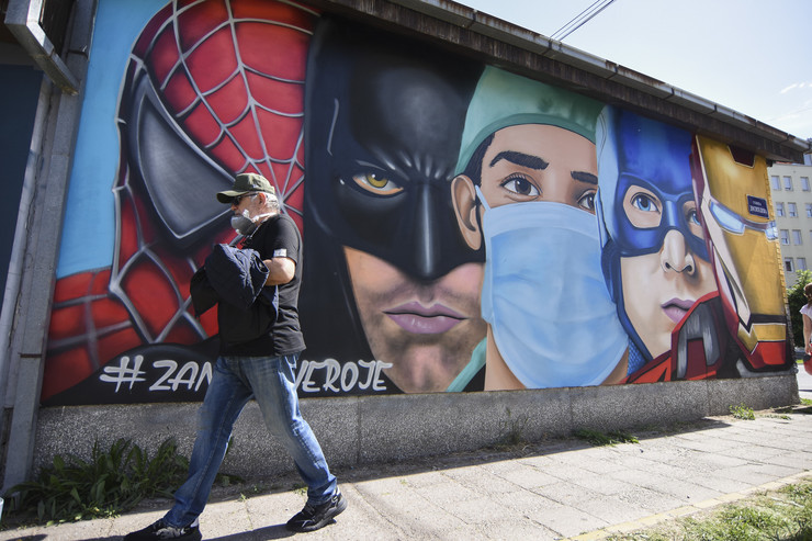 mural u Novom Sadu