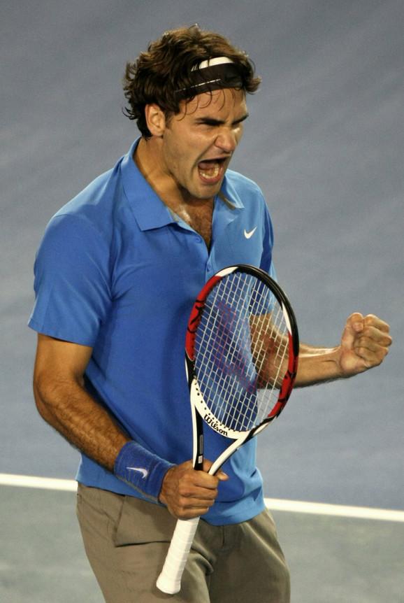 Dokaz koliko je Rodžeru Federeru značio svaki dobijen poen protiv Tipsarevića