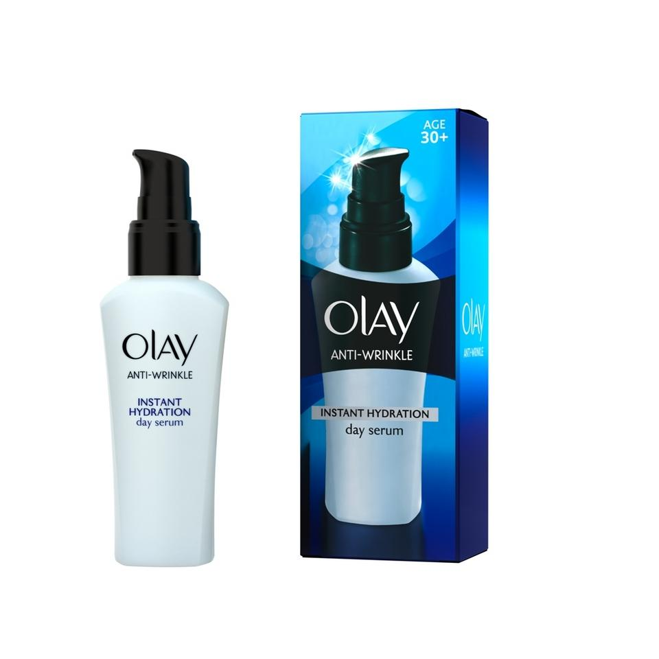 Olay Anti Wrinkle Instant Hydration serum