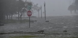 Wiatr zerwał most, milion domostw bez prądu. Katastrofalne skutki huraganu