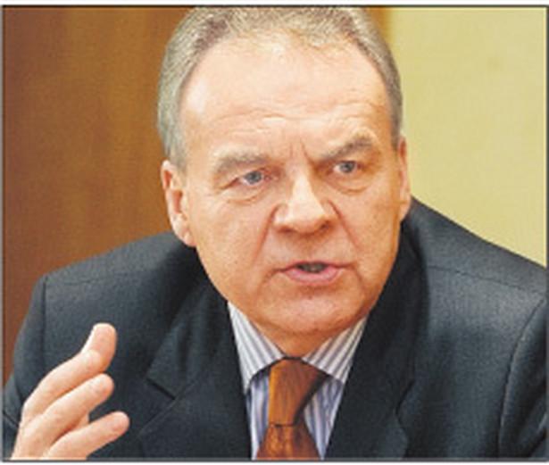 Andrzej Malinowski, prezydent Pracodawców RP Fot. Wojciech Górski
