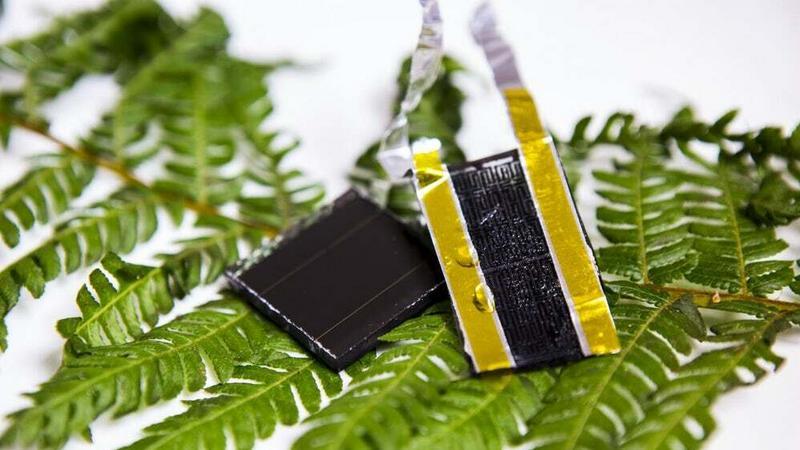Nowa elektroda dla ogniw słonecznych