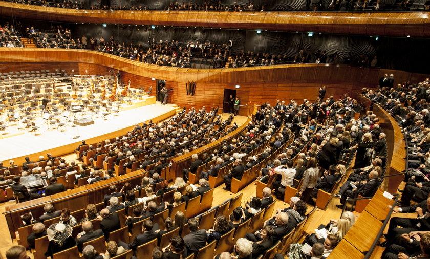 Otwarto nową salę koncertową NOSPR