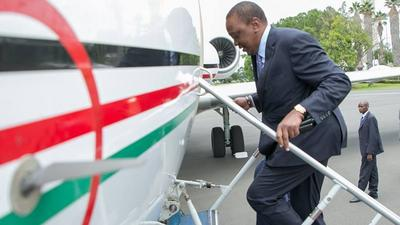 Uhuru in DRC for 3-Day State Visit