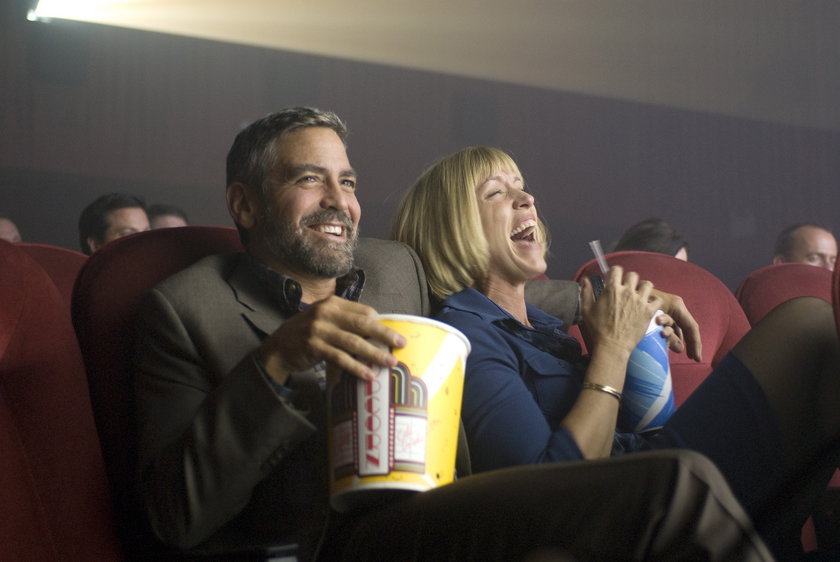 George Clooney  w filmie Tajne przez poufne
