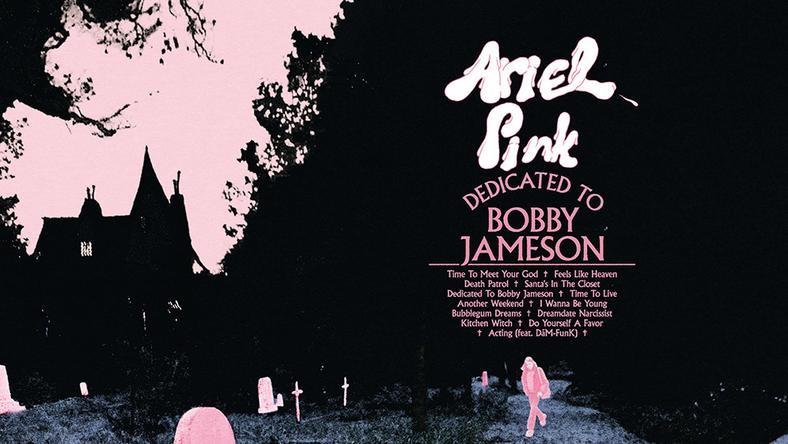 "ARIEL PINK - ""Dedicated to Bobby Jameson"""
