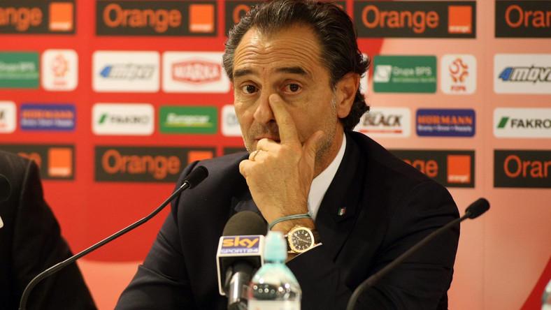 Trener reprezntascji Włoch, Cesare Prandelli