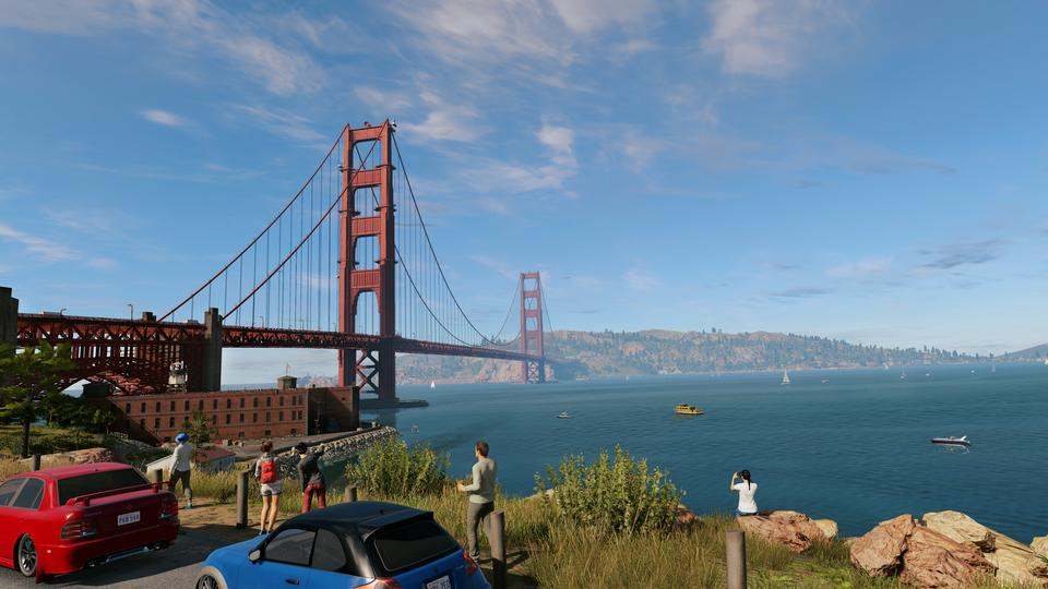 Watch Dogs 2 i prawdziwe San Francisco