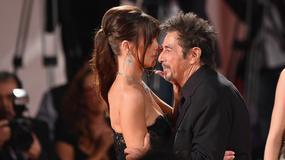 Al Pacino z młodszą o 39 lat partnerką na festiwalu w Wenecji