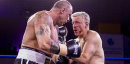 Prezydent stanął na ringu. Jego rywalem był Saleta