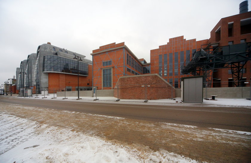Centrum Nauki i Techniki w Łodzi