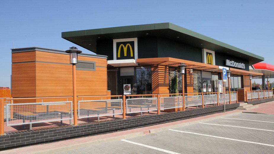 McDonald's wprowadza do oferty bezmięsnego burgera