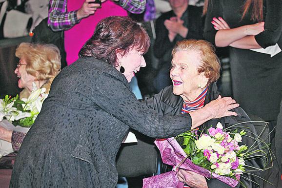 Seka Sablić i Branka Veselinović