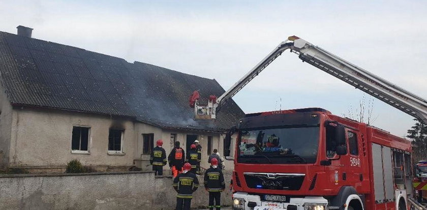 Bestialska zbrodnia w Gniewie. Odkrycia dokonali strażacy
